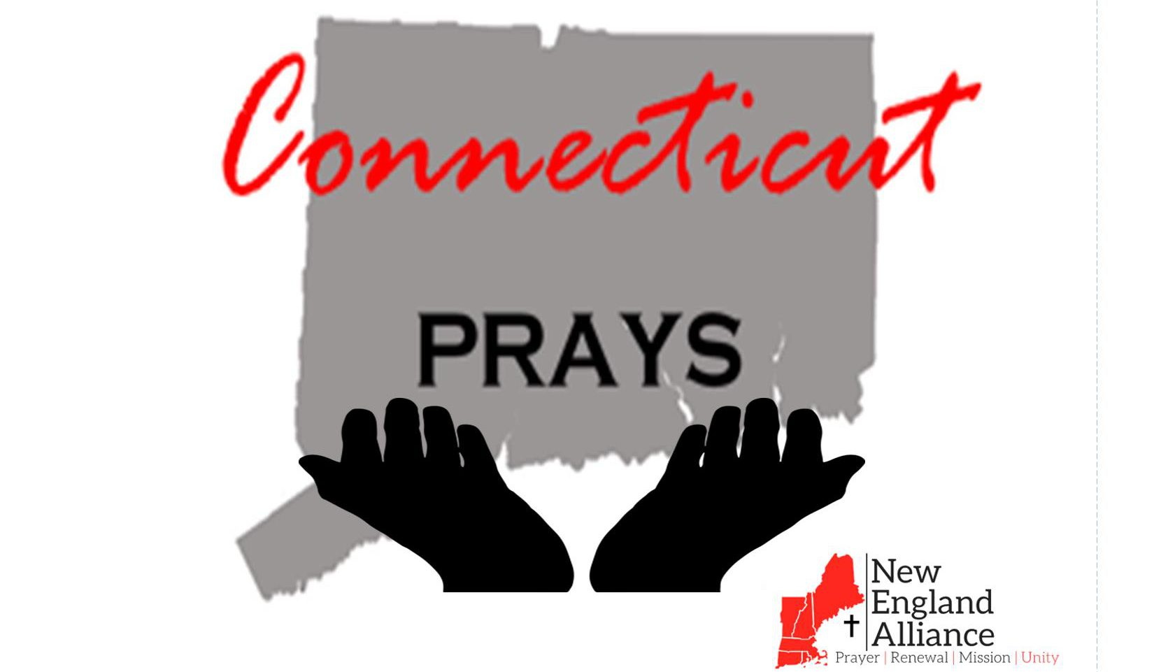 UNITING CHURCHES TO PRAY ACROSS CONNECTICUT